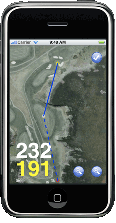 gps apps for iphone the best free iphone golf gps apps do you get what you 14235